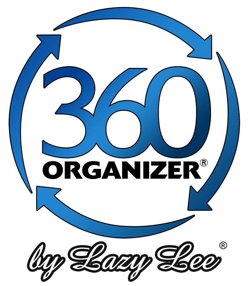 The original 360 organizer rotating closet system