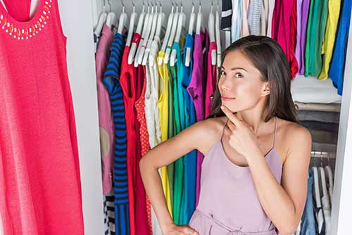 closet organization ideas from the pros