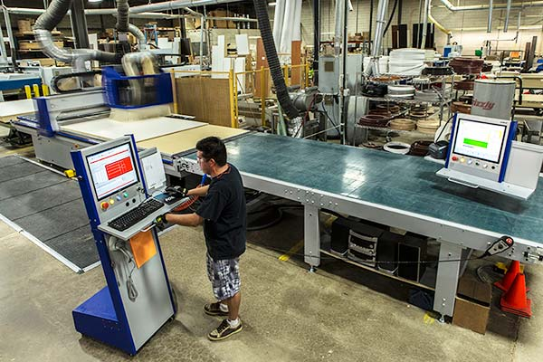 Closet Works increases production facility