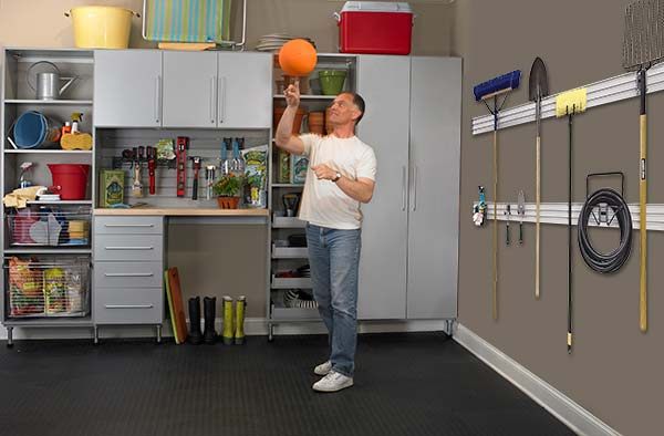 Garage Organization System is the Most Wanted Gift for Father's Day
