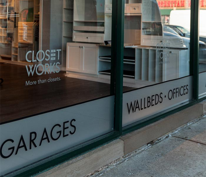 Closet Works opens new showroom