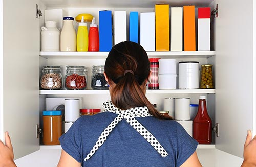 How to organize your pantry to maximize storage