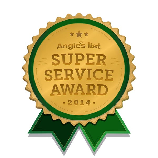 Closet Works earns Angie's List super service award