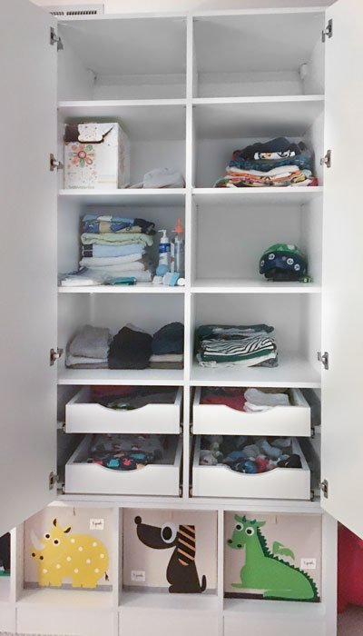 custom closet wall unit shelves for toys and custom wardrobe storage cabinets pull-outs