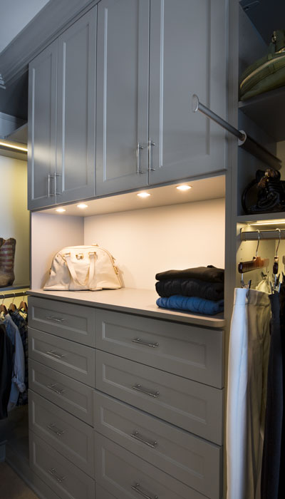 her side custom closet systems hutch