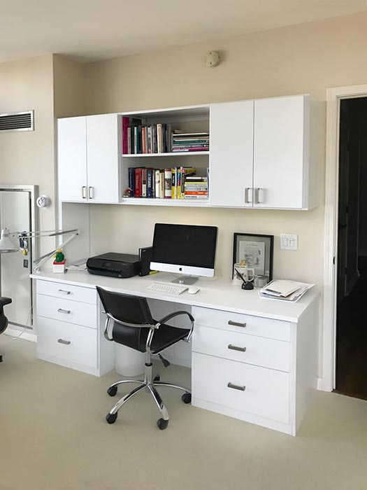 home office, den, guest room combination