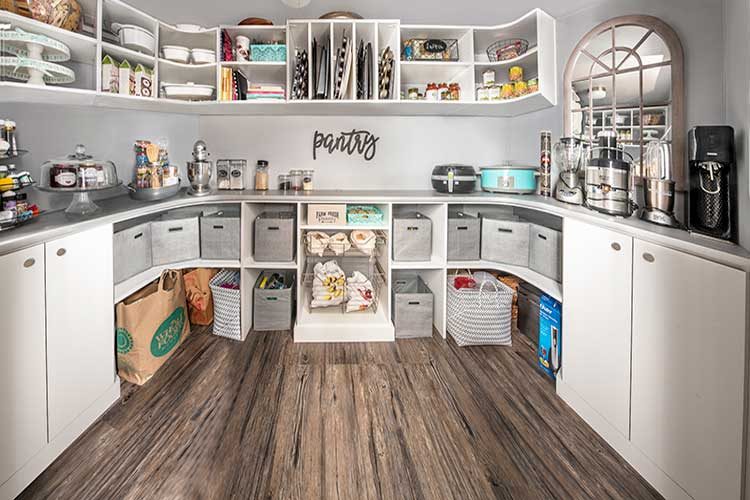 basement pantry/root cellar