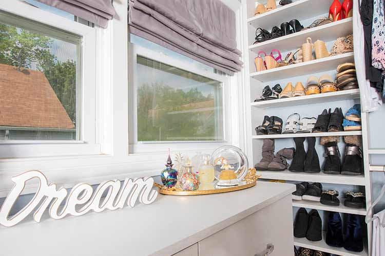 a home improvement closet renovation that made the owners dreams come true