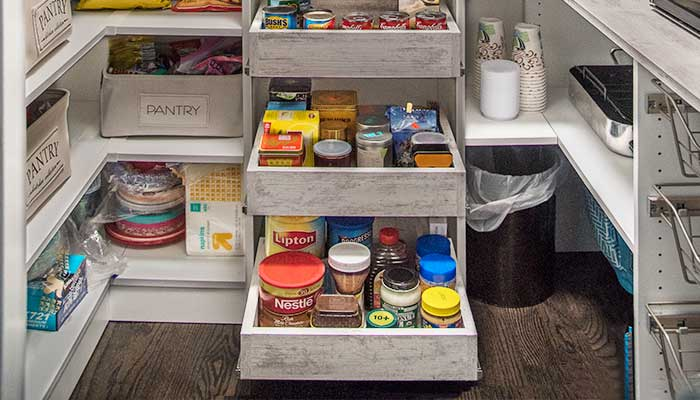 kitchen pantry organizers
