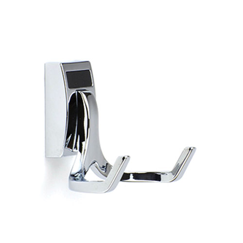 Elite Polished Chrome Double Hook Part Number 1524