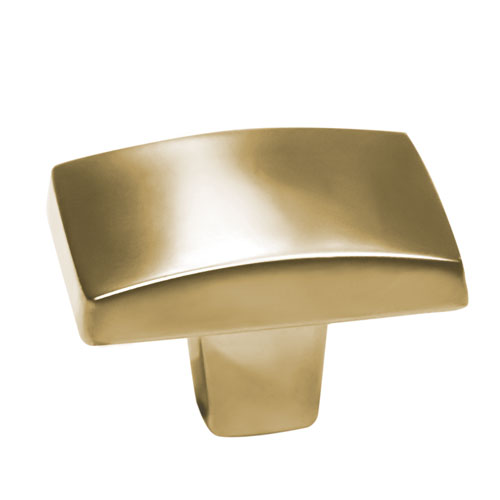 Elite Matte Gold Knob Part Number 3252