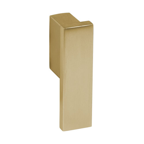 Moderne Matte Gold Knob Part Number 3261