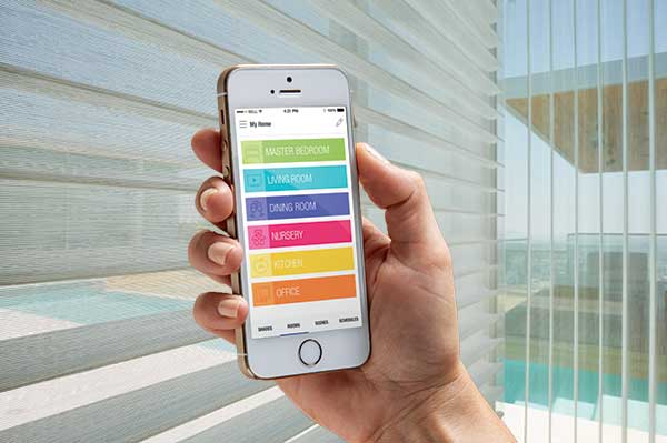 get $25 rebate when you include window treatments with PowerView Motorization