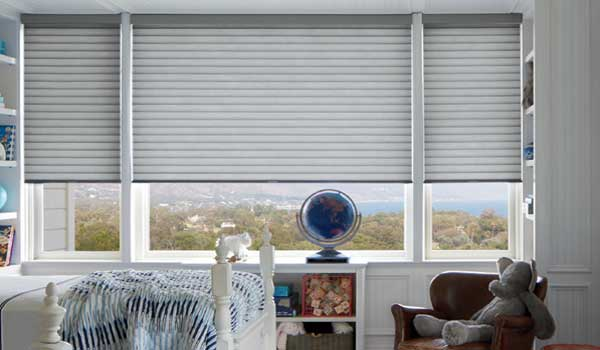 get $100 rebate when you buy 4 Sonnette cellular shades