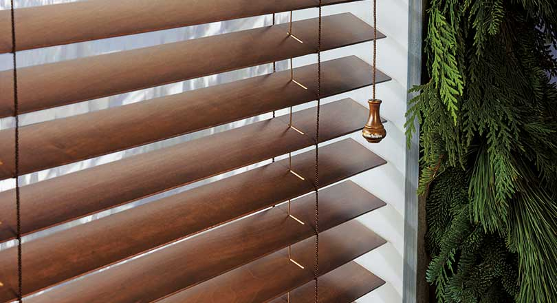 Parkland Blinds by Hunter Douglas close-up