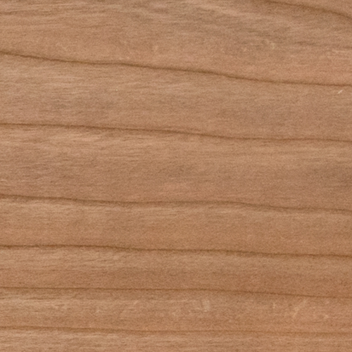 raw cherry wood veneer