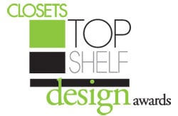 closet works in the top shelf awards 2018